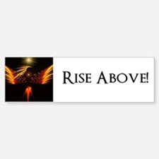 P.R.R. Rise Above! Sticker (Bumper)