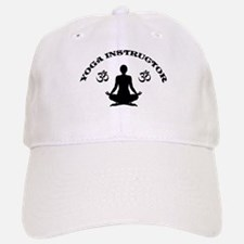 Yoga Instructor Baseball Baseball Cap
