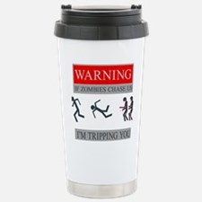Zombie Chase - Travel Mug