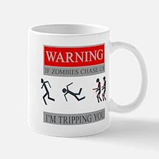 Zombie Chase - Mug