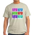 Light T-Shirt, Pop Art