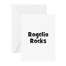 Rogelio Rocks Greeting Cards (Pk of 10)