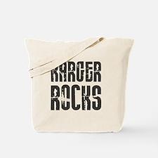 Fred Karger Rocks Tote Bag