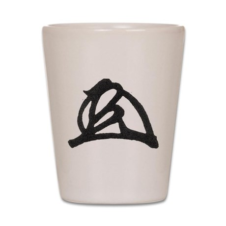 ASHIKAGA takauji Shot Glass