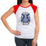 Dickerson Coat of Arms Women's Cap Sleeve T-Shirt