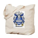 Dickerson Coat of Arms Tote Bag