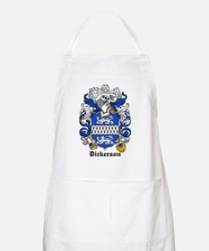 Dickerson Coat of Arms BBQ Apron