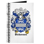 Dickerson Coat of Arms Journal
