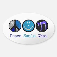 Peace Smile Chai Decal