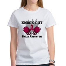 Knock Out Brain Aneurysm Tee