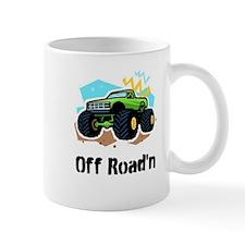 Off Road'n Mug