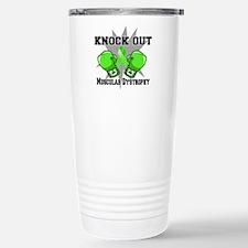 Knock Muscular Dystrophy Travel Mug