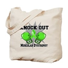 Knock Muscular Dystrophy Tote Bag
