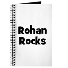 Rohan Rocks Journal