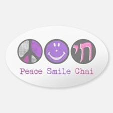 Peace Smile Chai Decal