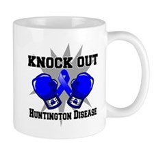 Knock Huntington Disease Mug