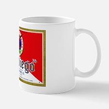California Beer Label 9 Mug