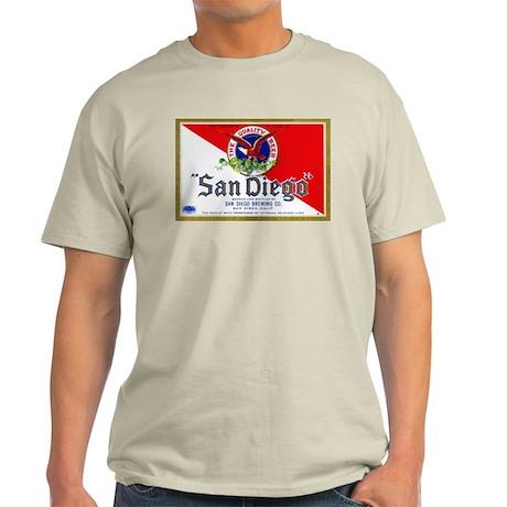 California Beer Label 9 Light T-Shirt