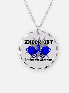 Knock Rheumatoid Arthritis Necklace
