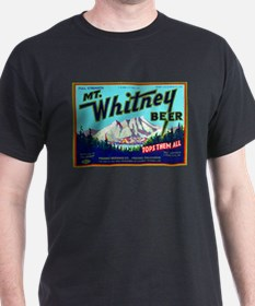 California Beer Label 7 T-Shirt