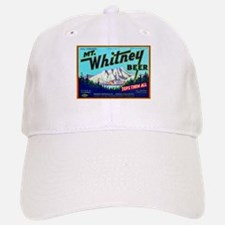 California Beer Label 7 Baseball Baseball Cap