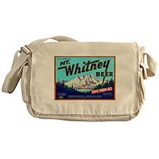 California Beer Label 7 Messenger Bag