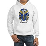 Flowers Coat of Arms Hooded Sweatshirt