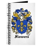 Flowers Coat of Arms Journal