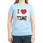 I heart time Women's Light T-Shirt