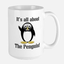 It's all about the Penguin Mug