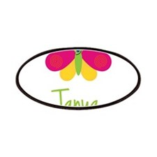 Tanya The Butterfly Patches