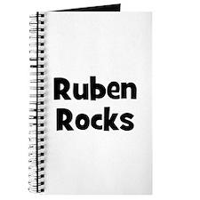 Ruben Rocks Journal