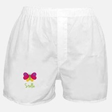 Stella The Butterfly Boxer Shorts
