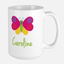 Caroline The Butterfly Large Mug