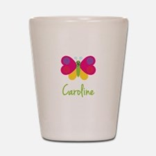 Caroline The Butterfly Shot Glass