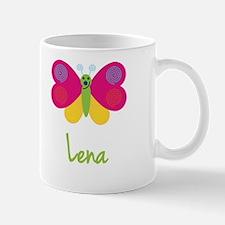 Lena The Butterfly Mug
