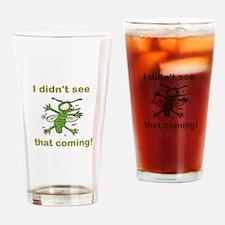 Unique Squish Drinking Glass