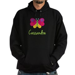 Cassandra The Butterfly Hoodie