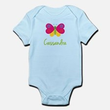 Cassandra The Butterfly Infant Bodysuit