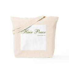 Hair Peace Tote Bag