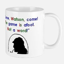 AfootWatson Mugs