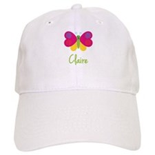 Claire The Butterfly Baseball Cap