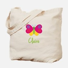 Claire The Butterfly Tote Bag