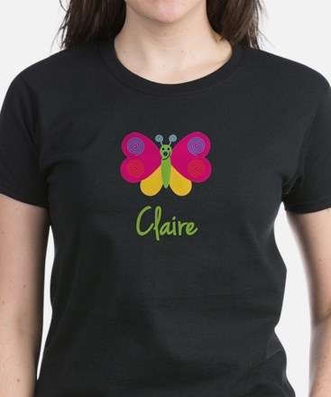 Claire The Butterfly Tee