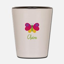 Claire The Butterfly Shot Glass