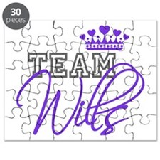 Team Wills Royal Crown Puzzle