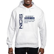NCIS Gibbs' Rule #16 Hoodie