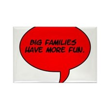 Cute Godparents Rectangle Magnet (10 pack)