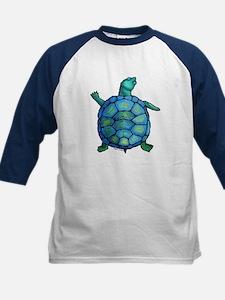 Blue Turtle Boogie Tee