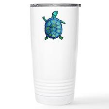 Blue Turtle Boogie Travel Mug
